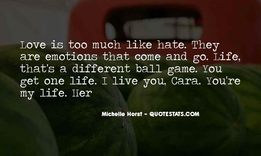 Live And Love Quotes #61030
