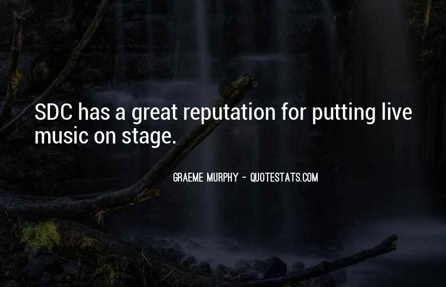 Live For Music Quotes #1387309