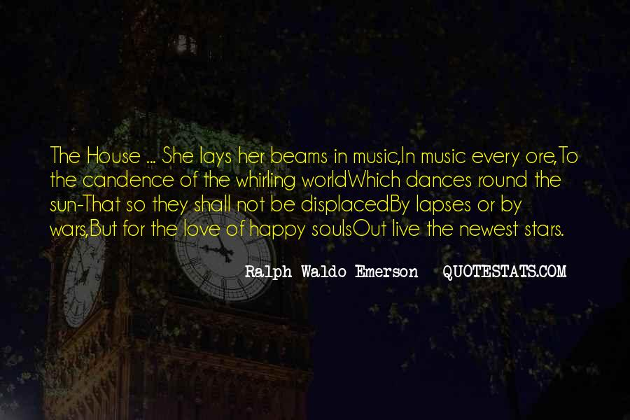 Live For Music Quotes #1581126