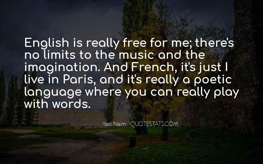 Live For Music Quotes #248999