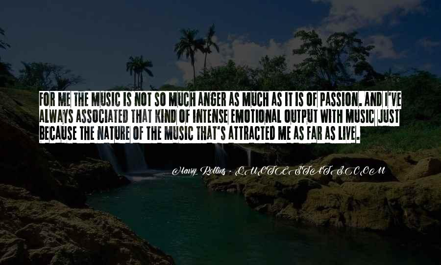 Live For Music Quotes #254945