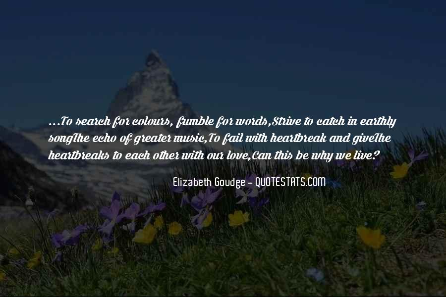 Live For Music Quotes #651267