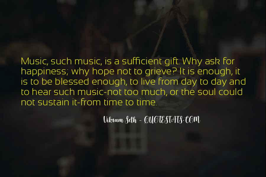 Live For Music Quotes #675244