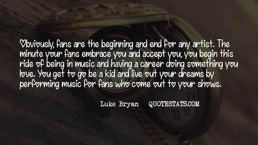 Live For Music Quotes #913465