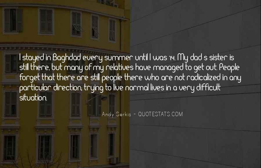 Live From Baghdad Quotes #1794953