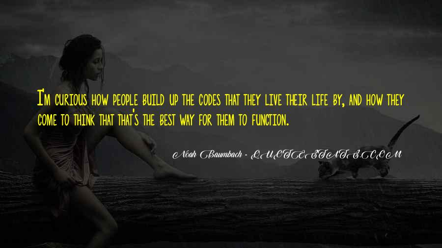 Live Life Best Quotes #110415