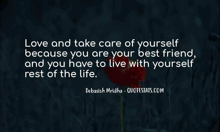 Live Life Best Quotes #171740
