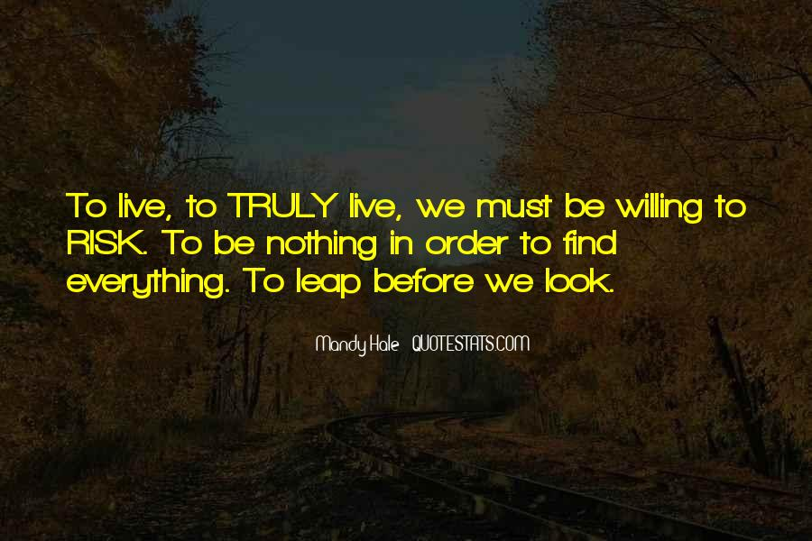 Live Life Best Quotes #270807