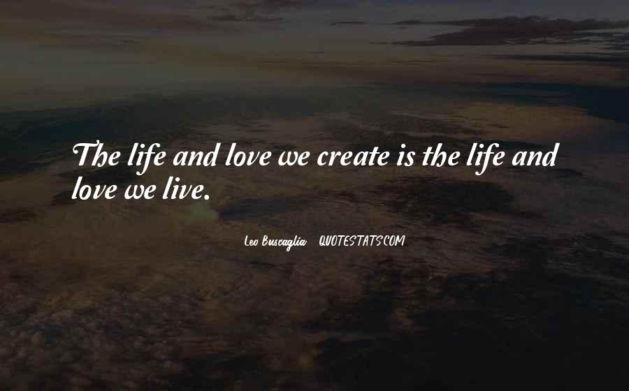 Live Life Best Quotes #274920