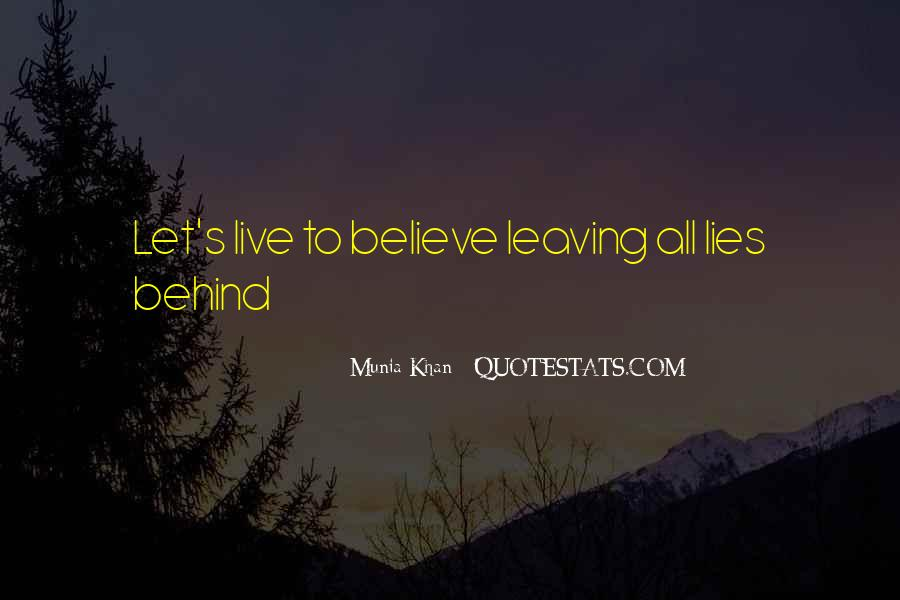 Live Life Best Quotes #341909
