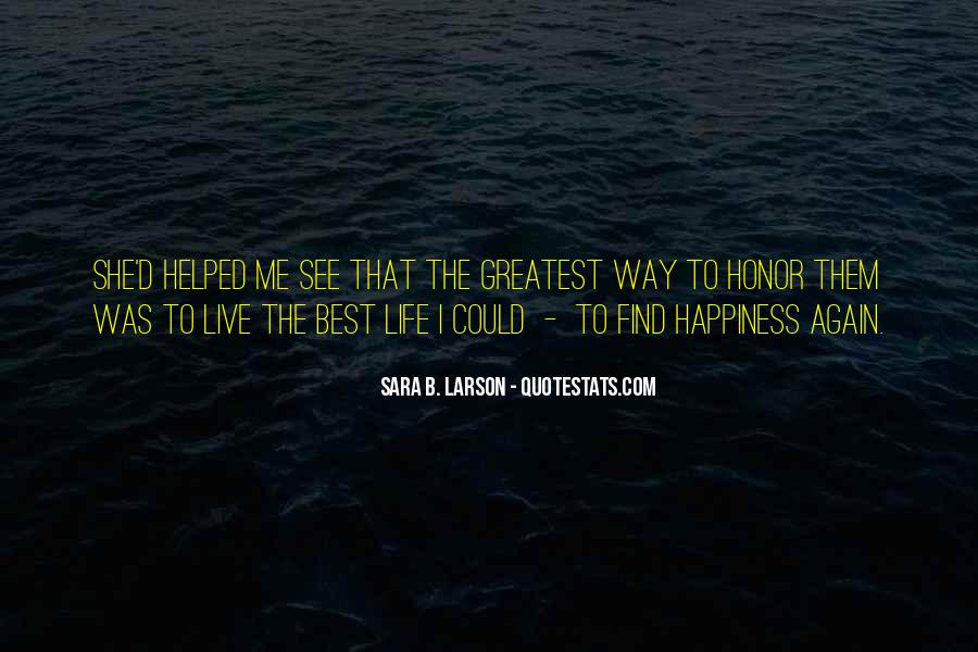 Live Life Best Quotes #368225