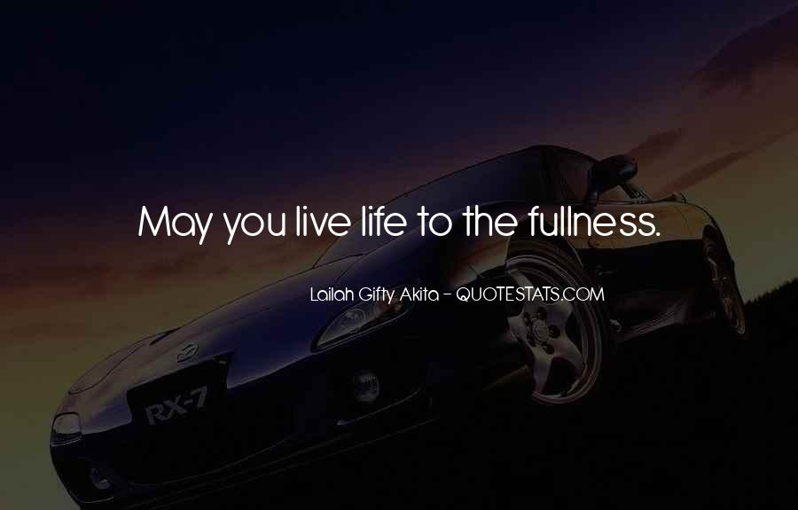 Live Life Best Quotes #429894