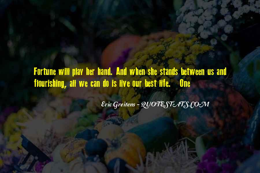 Live Life Best Quotes #532197