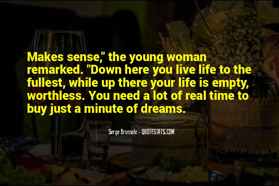 Live Life To Fullest Quotes #767529