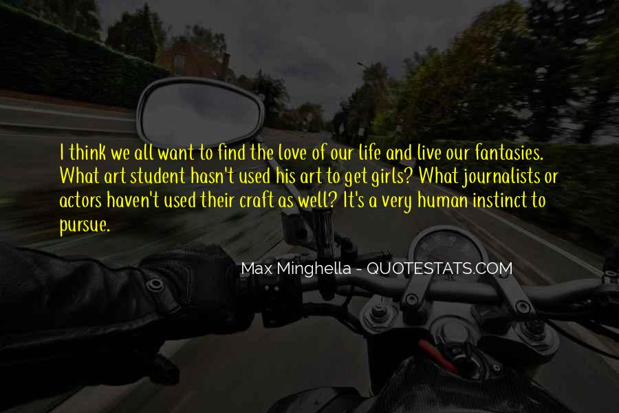 Live Life To Max Quotes #1368603