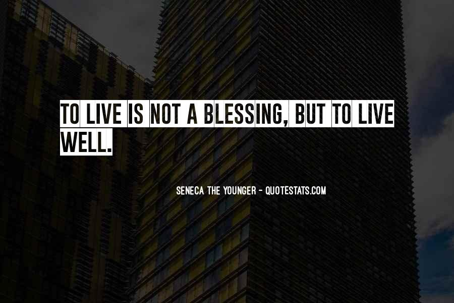 Live Life Well Quotes #156581