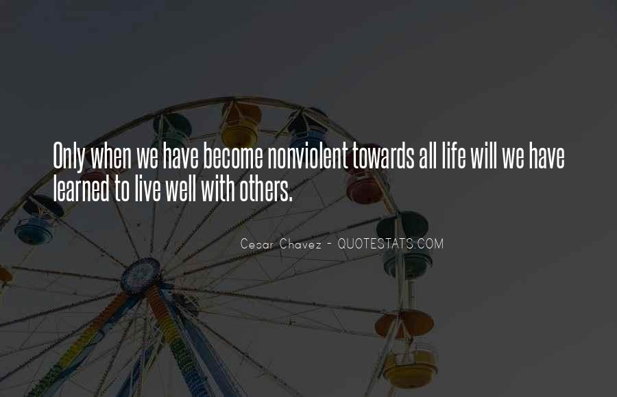 Live Life Well Quotes #173101