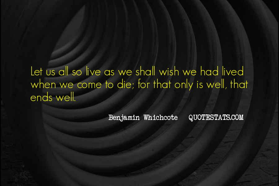 Live Life While You Can Quotes #181