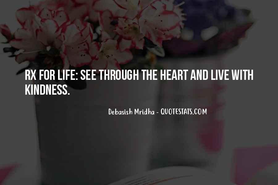Live Life With Love Quotes #187590