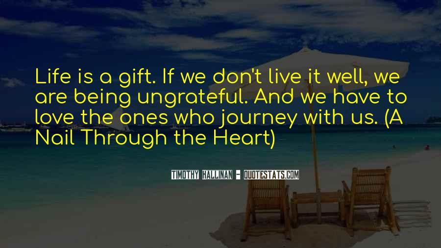 Live Life With Love Quotes #369765
