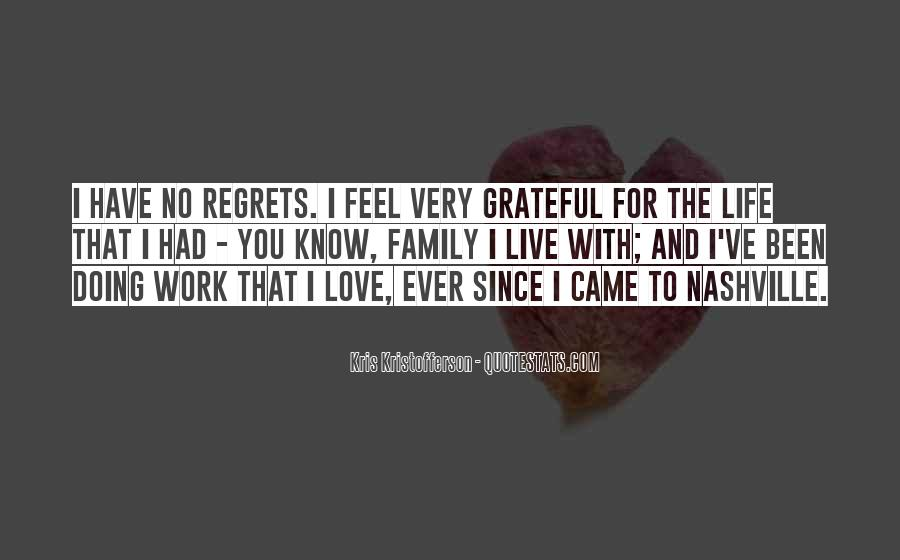 Live Life With Love Quotes #437394