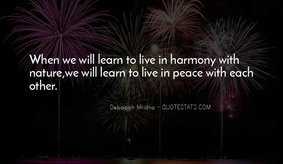 Live Life With Love Quotes #488154