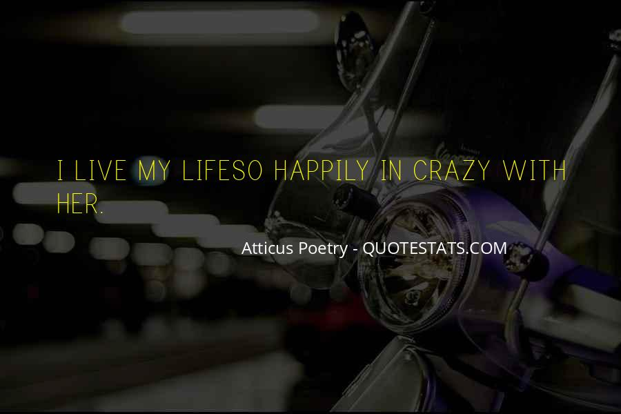 Live Life With Love Quotes #678271