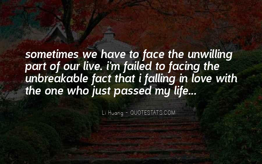 Live Life With Love Quotes #78534