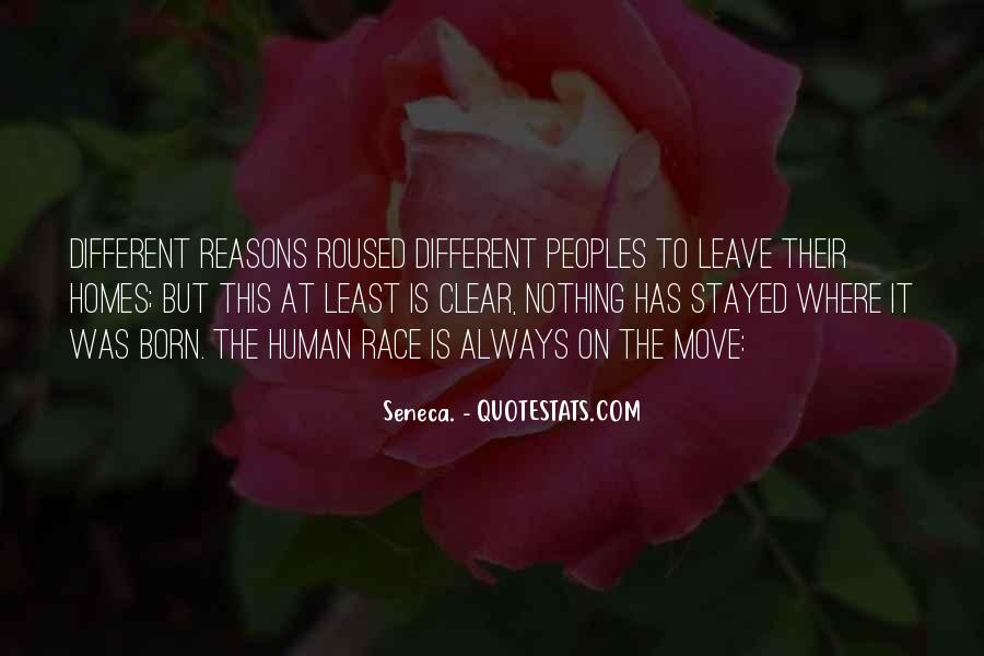 Quotes About Different Peoples #118936