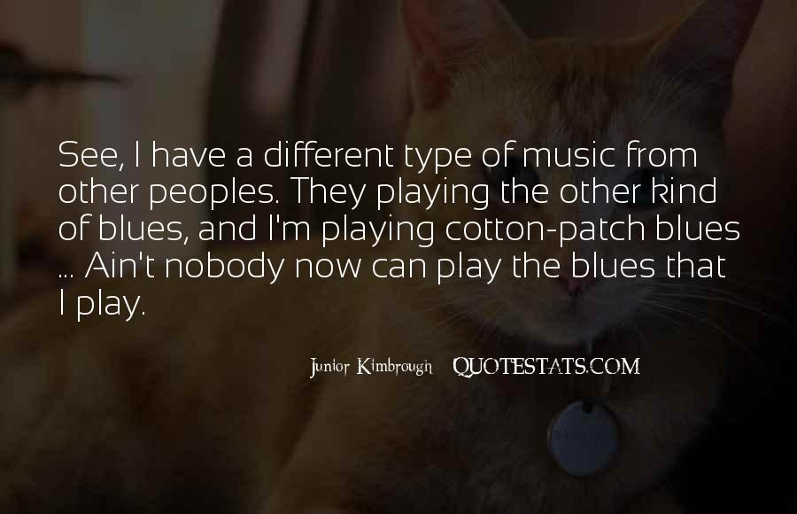 Quotes About Different Peoples #1739198