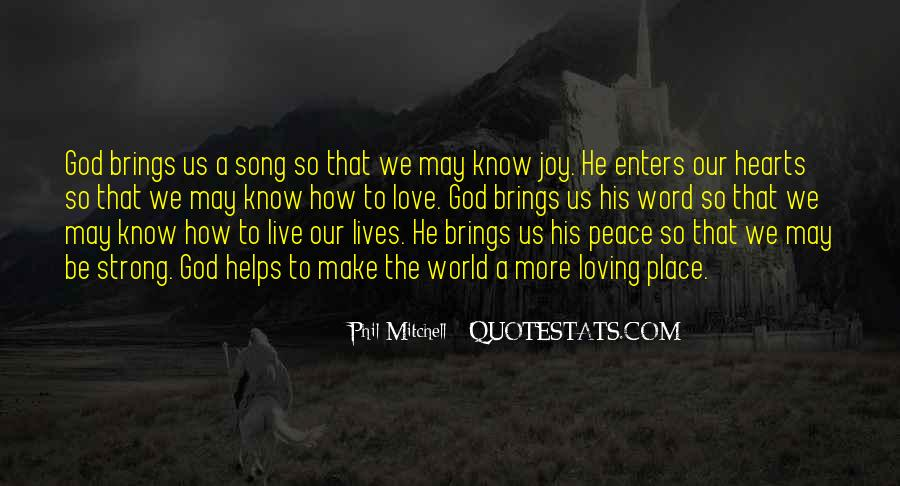 Top 90 Live Love Faith Quotes Famous Quotes & Sayings About