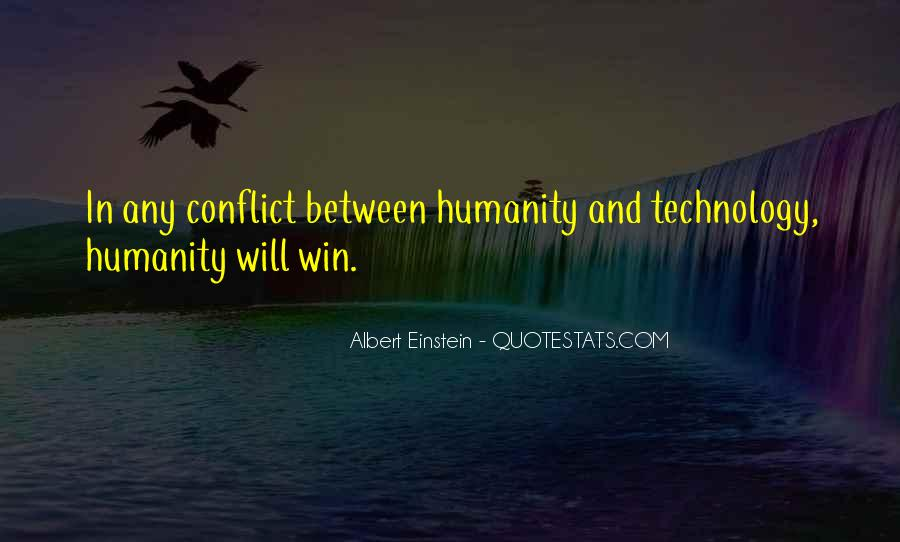 Quotes About Technology Albert #223913