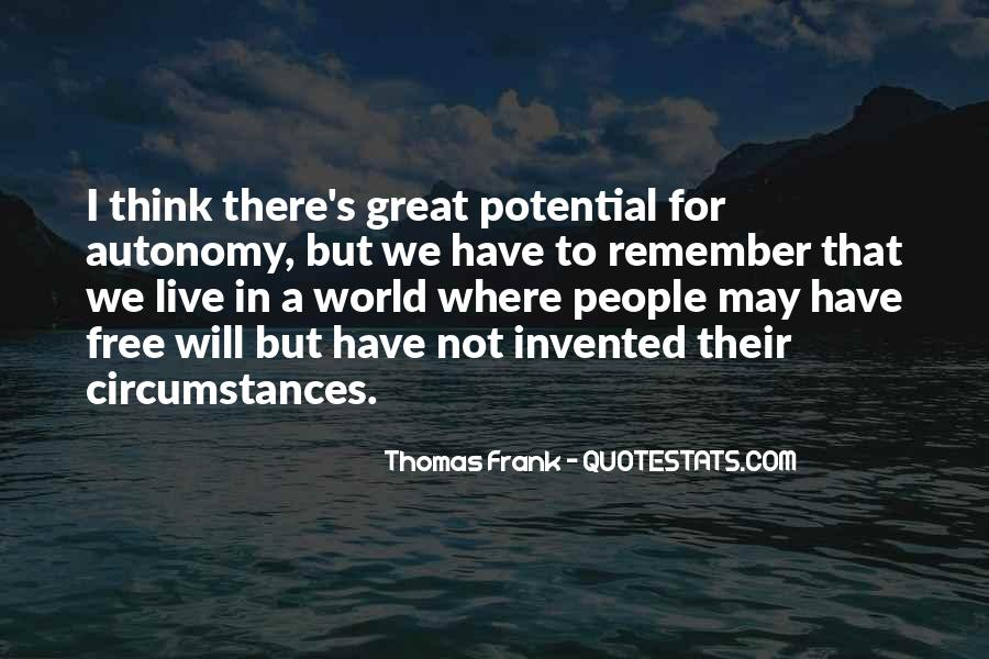 Image result for wave of potential quote