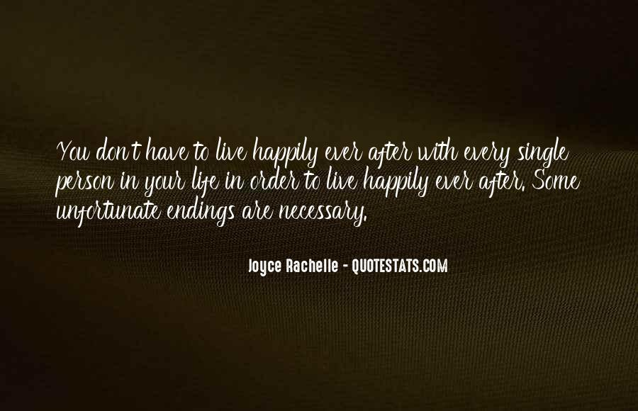 Live Your Life Happy Quotes #1610276