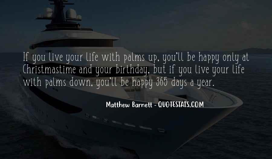 Live Your Life Happy Quotes #202344