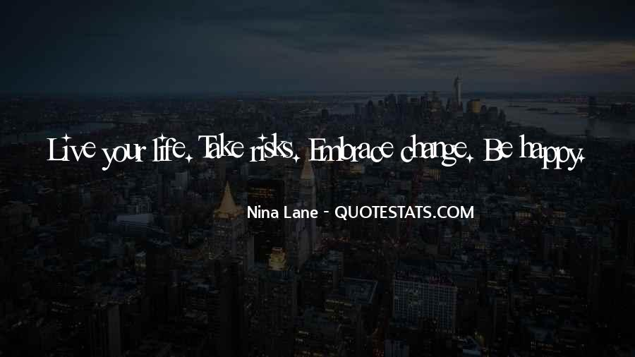Live Your Life Happy Quotes #211468