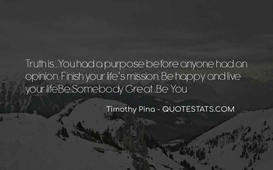 Live Your Life Happy Quotes #221904