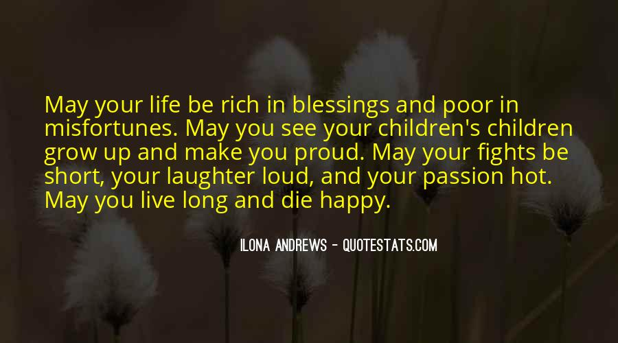 Live Your Life Happy Quotes #258735