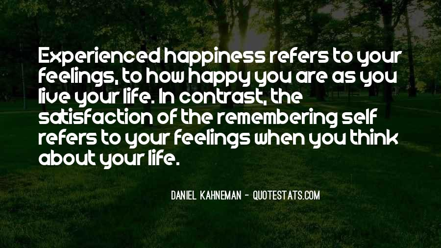 Live Your Life Happy Quotes #411480