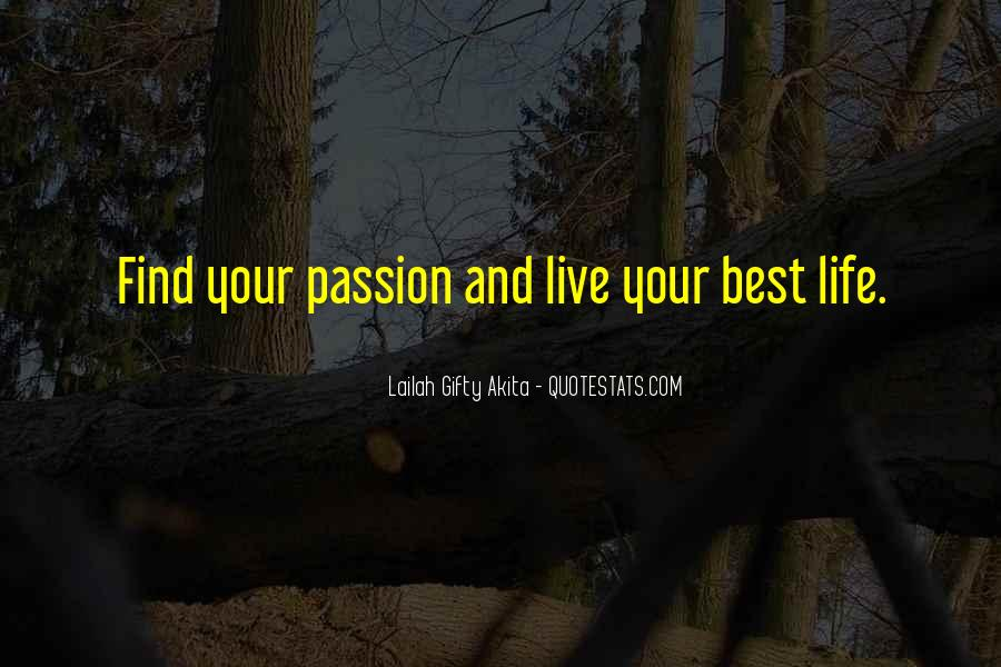 Live Your Life Happy Quotes #925405