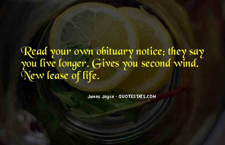 Live Your Own Life Quotes #491369