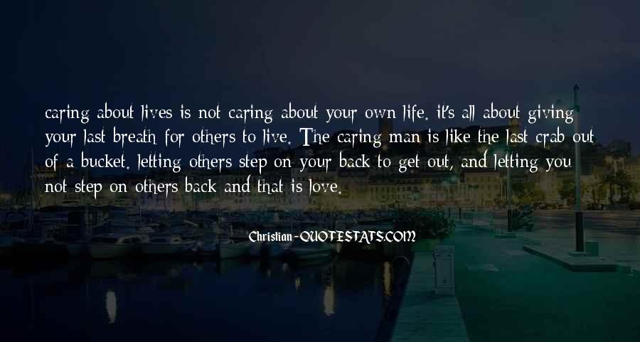 Live Your Own Life Quotes #561654