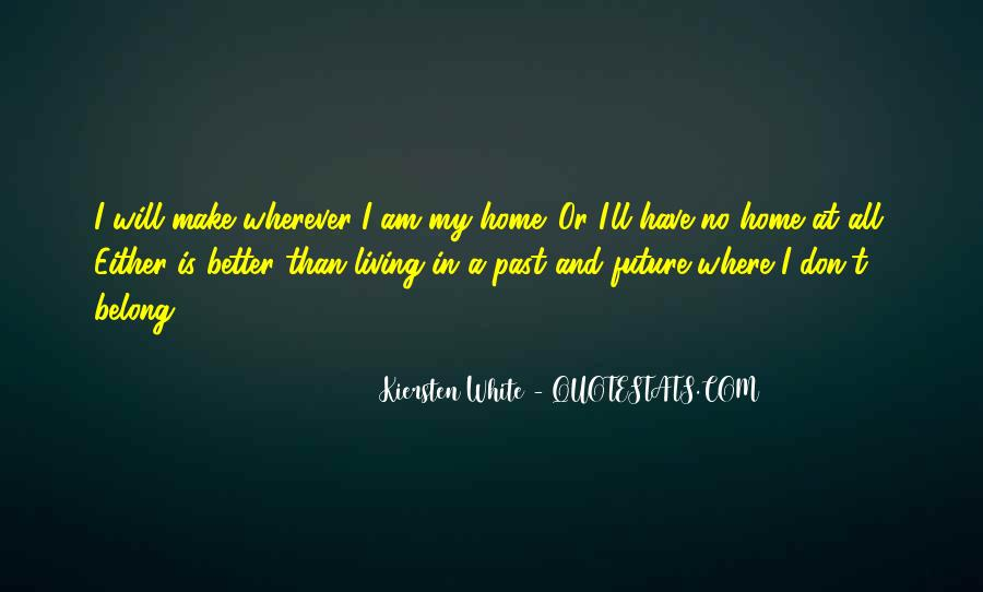 Living And Quotes #11558