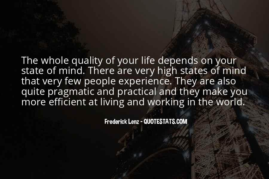 Living High Life Quotes #1427310