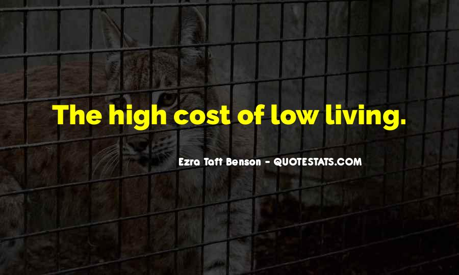 Living High Life Quotes #1661493