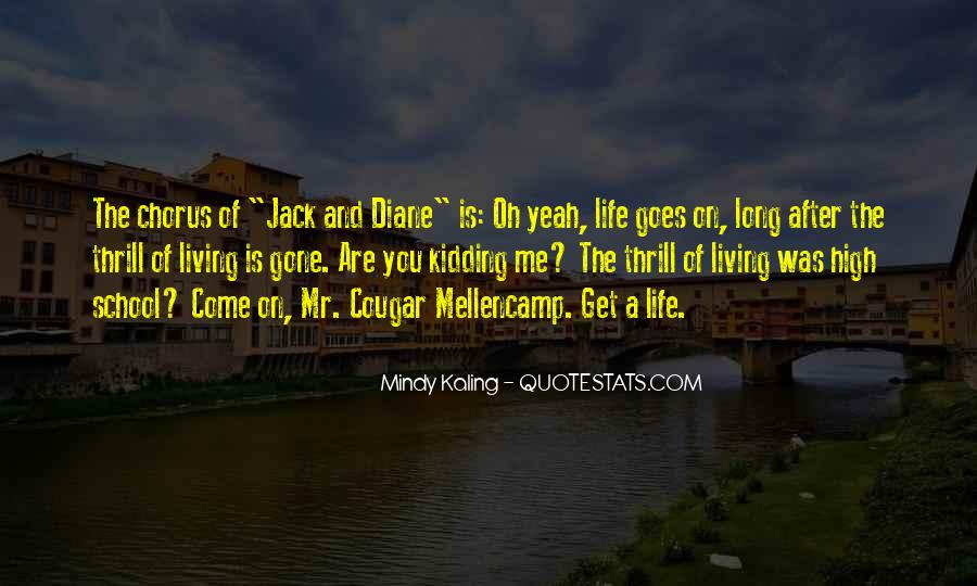 Living High Life Quotes #982311