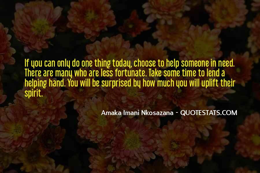 Living In Abundance Quotes #1669198