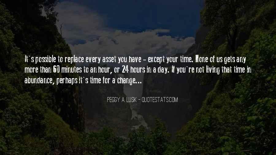 Living In Abundance Quotes #309893