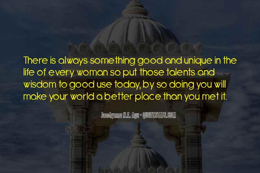 Living In Abundance Quotes #441612