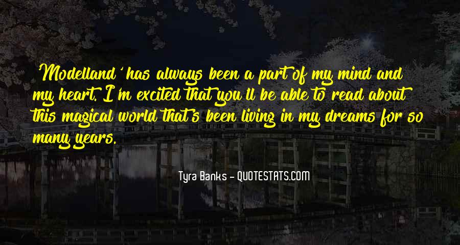 Living In Dreams Quotes #1776382